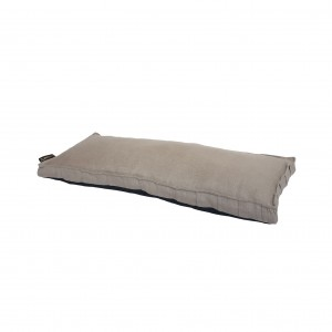 Windowsill cat bed [linen], natural wool filling / buckwheat husk, colors